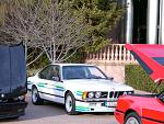 Blackhawk Auto Museum  Next to e34 BiTurbo and in back of M1
