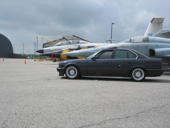 Alpina B10 Side by side F5 freedom Fither